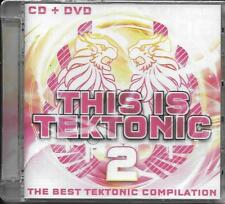 CD 18T + DVD THIS IS TEKTONIC 2 THE SUBS, BENNY BENASSI, MONDOTEK....NEUF SCELLE