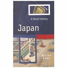 Japan: A Short History (Short Histories) by Hane, Mikiso