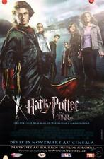 Harry Potter And The Goblet Of Fire : POSTER