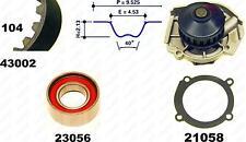 Kit cinghia distribuzione+Pompa CINQUECENTO FIAT 170,PANDA Van 141,panda 141A,