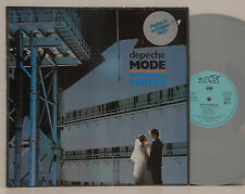 Depeche Mode         Some great reward      grey Vinyl        NM # Q