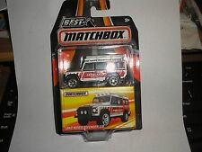 MATCHBOX BEST OF SERIES 1 LAND ROVER DEFENDER 110