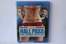 HALL PASS ENLARGED EDITION BLU RAY DISC BNEW SEALED