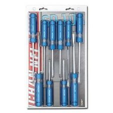 Channellock SD-10A 10 Piece Professional Screwdriver Set
