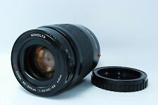 MINOLTA AF ZOOM 80-200mm f/4.5(22)-5.6 for Minolta and Sony A-Mount from Japan