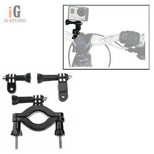 Roll Bar Mount+Three-way Adjustable Pivot Arm for Camera Gopro Hero 2 3