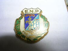 PIN'S POLICE NATIONALE /  ECOLE NATIONALE DE POLICE FOS SUR MER