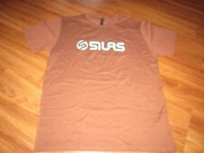 SILAS COOL RETRO STYLE TEE SHIRT FROM JAPAN MEDIUM HIP HOP 90S