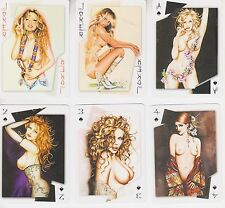 PIN UP PLAYING CARDS-#303