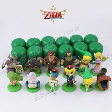 Set Of 12 Pcs The Legend of Zelda Furuta Choco Egg 3cm-5cm Pvc Action Figure