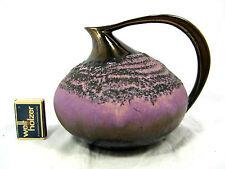 70´s Kurt Tschörner Design Ruscha Keramik Krug 313 rare glaze variation DAMAGED