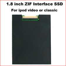 "32GB 1.8"" ZIF/CE SSD replace MK3008GAL only for Apple Ipod 5th gen 30gb video"