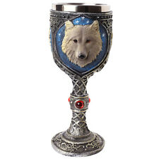 WOLF Goblet | Halloween | Unusual Gifts | Christmas | Mythical | Dark | Cool