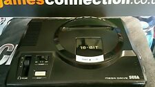 """Sega MEGADRIVE Mk1 CONSOLE Only Good For Replacement """" Free Post!,"""