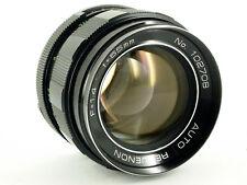 AUTO REVUENON Objektiv Lens 55/1.4 M42 Canon EOS