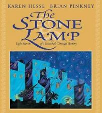 Stone Lamp, The: Eight Stories Of Hanukkah Through History Hesse, Karen, Pinkne