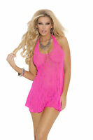 Elegant Moments Neon Pink mini dress 8-10-12-14-16-18-20-22