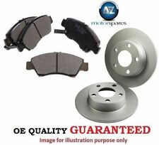 FOR PEUGEOT 308 HATCH + CC 2007--  REAR BRAKE DISC SET + PADS WITH BEARING + ABS