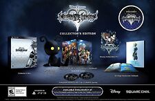 Kingdom Hearts HD 2.5 Remix Collector's Edition [PlayStation 3 PS3] NEW