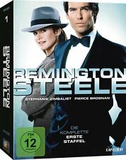 Remington Steele - Die komplette Staffel / Season 1, 7 DVD NEU + OVP!