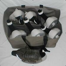 2 ~  6 Pocket Bags Goose Floaters with Mesh Panel Bottom Custom Decoy Bags NEW
