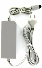 Nintendo Wii EU MAINS POWER ADAPTER LEAD CABLE SUPPLY AC 100-240V Unit Plug