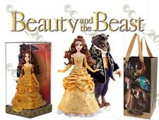 Disney Designer Fairytale Beauty and the Beast Belle Limited Edition Dolls