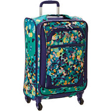 "American Tourister iLite Xtreme Luggage 21"" Spinner - Purple Dot (60954-4385)"