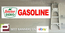 Sinclair Dino Gasoline Banner for GARAGE WORKSHOP or Man Cave