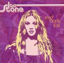 Mind, Body & Soul by Joss Stone (Singer) (CD, Sep-2004, S-Curve (USA))
