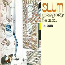 Slum In Dub - Gregory Isaacs (2015, CD NIEUW)