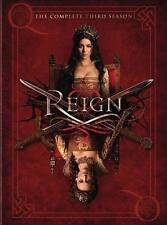 Reign: The Complete Third Season 3  DVD  New