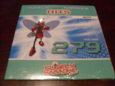 SUNFLY HITS KARAOKE  DISC SF279 VOLUME 279 CD+G SEALED 16 TRACKS