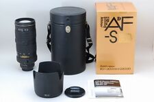 **TOP MINT in Box** Nikon ED AF-S NIKKOR 80-200mm f/2.8 D IF Lens from Japan