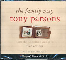 Audio book - The Family Way by Tony Parsons   -   CD   -   Abr