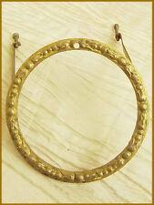 lunette sans verre / avec vis / pour horloge / pendule de Paris