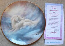 Hamilton Collection PLATE 'A Mother's Love' The Magical World of Legends & Myths
