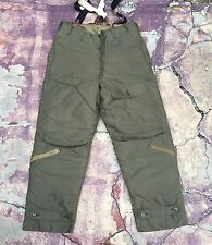 Eddie Bauer US Air Force Extreme Cold Winter Pants WW2 era 100%AUTHENTIC 34