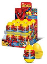 Spiderman partie surprise oeufs x 5-sac butin charges