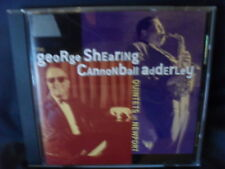 The George Shearing / Cannonball Adderley Quintets - At Newport