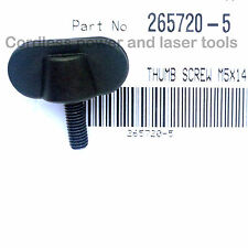 Makita RP1110C Router Base Fence Guide Clamping Thumb Screw M5X14 Part 265720-5