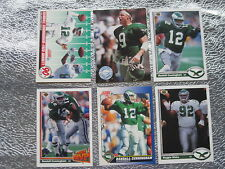 EAGLES 75 DIFFERENT Old FOOTBALL CARDS 1981 1982 1988 to 1993 TOPPS UPPER DECK