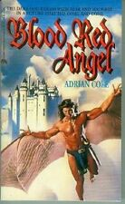 Adrian Cole: Blood Red Angel (TB, fantasy,USA)