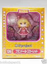 Nendoroid Touhou toho - Flandre Scarlet 100% Authentic Japan Figure