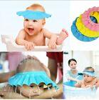 AT Kinder Baby Baden Dusche Haarwaschen Augen Schutz Shampoo Mütze Hut