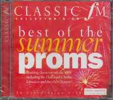 BEST OF THE SUMMER PROMS: CLASSIC FM CD (2004) HANDEL TCHAIKOVSKY MOZART PARRY