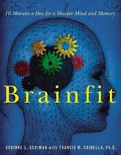 Brainfit: 10 Minutes a Day for a Sharper Mind and Memory-ExLibrary