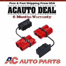 175A Battery Quick Connect/Disconnect Wire Harness Plug Connector Winch Trailer