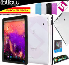 TABLET BILLOW 1.5 GHZ QUADCORE 10.1 BLANCA DDR3 1GB X100B OFERTA NUEVA