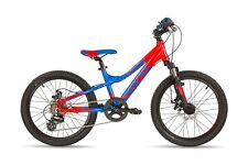 Kinderrad MTB s 'Cool TROX Pro 20 7-s Disc Red/Blue Matt modello 2016 | 6053